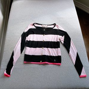 95% new juicy couture cardigan